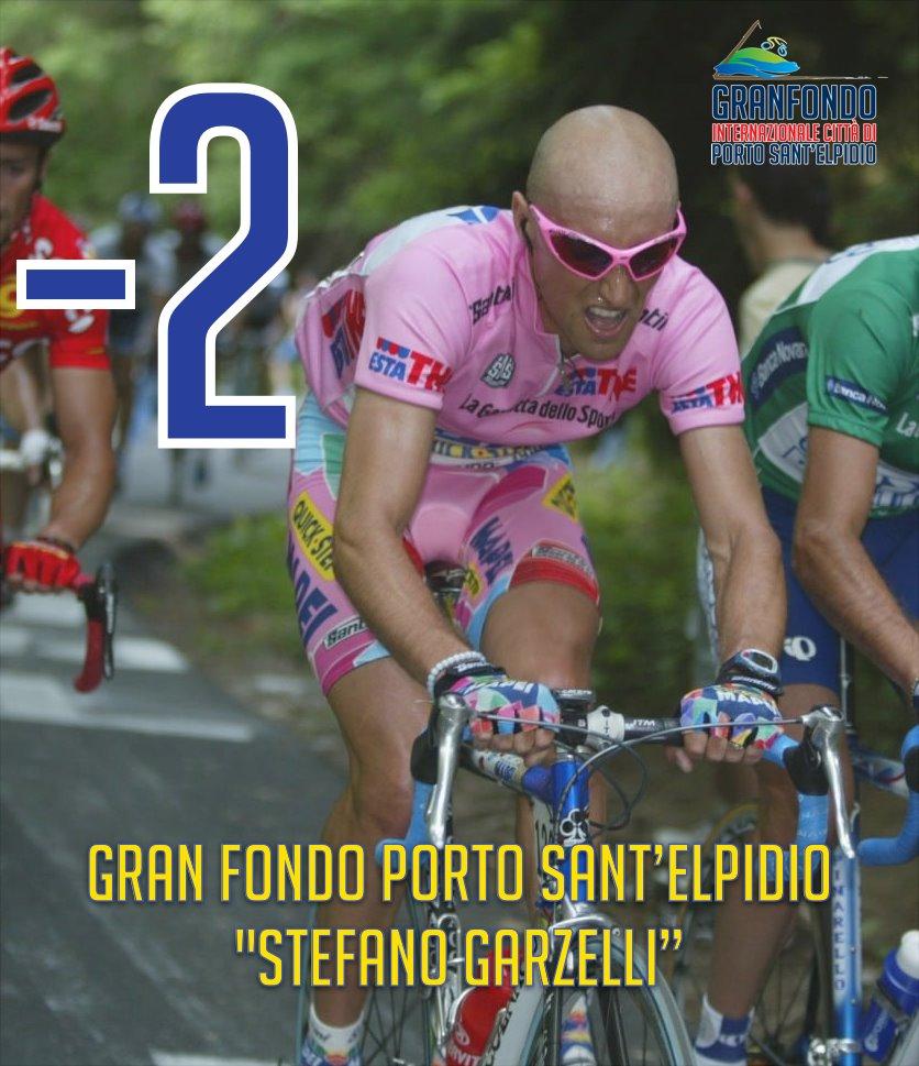 Due giorni restanti alla Granfondo Stefano Garzelli Città di Porto Sant'Elpidio
