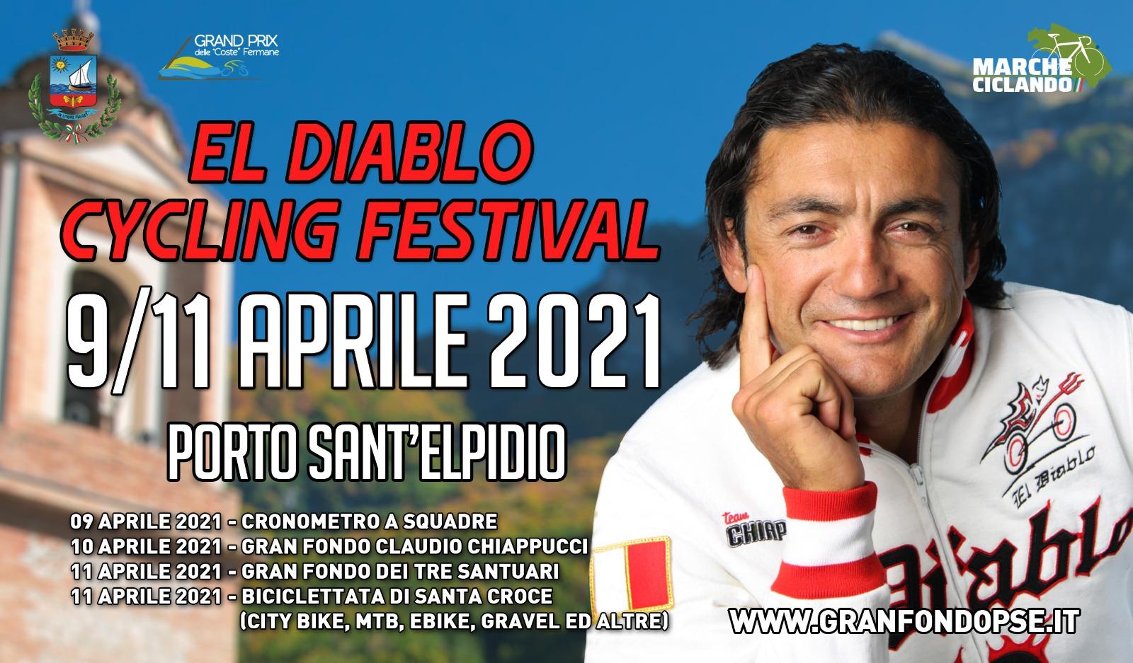 El Diablo Cycling Festival 2021 Porto Sant'Elpidio