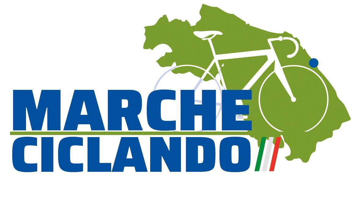 Logo del nuovo comitato Marche Ciclando