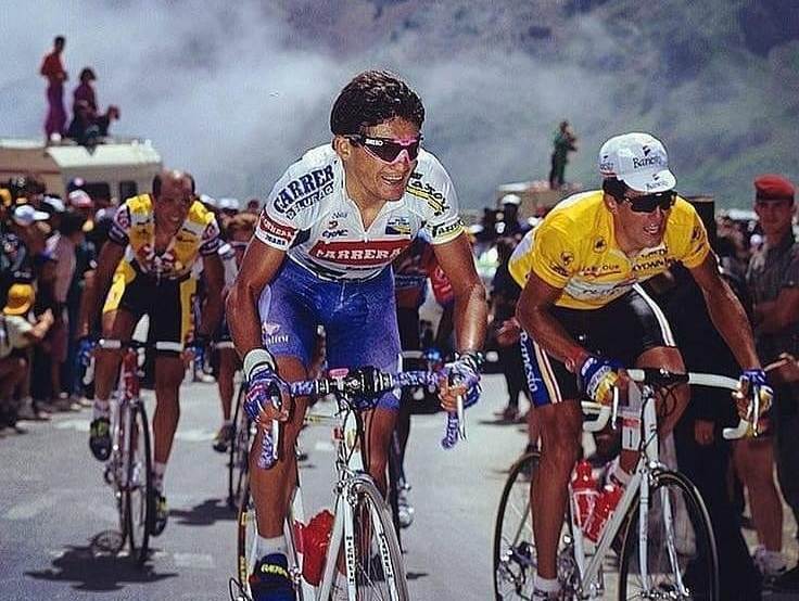Claudio Chiappucci, in collaborazione con El Diablo Cycling Festival